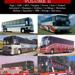 Encyclopedia Of Buses Cover