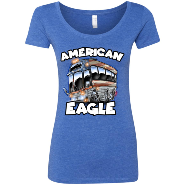 American Eagle Women's Tee - Blue