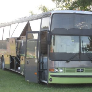 1997 Vanhool T945 Seated
