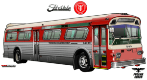 1970 Flxible Triboro Coach Corp Collection