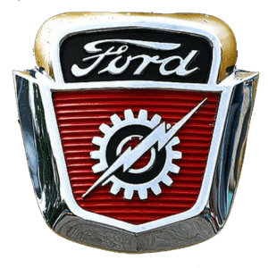 53-56 Ford F-100 Emblem Collection