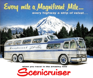 Every Mile Scenicruiser Collection